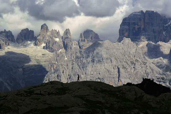 Brenta Dolomites, Italy
