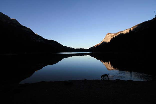 Tovel Lake, Italy