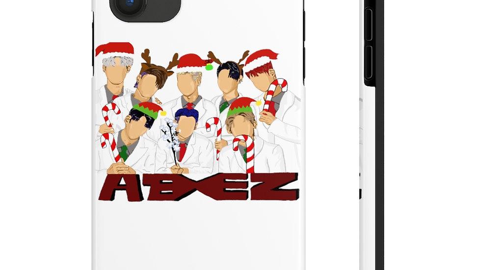 Blax Seoul Christmas Ateez Case Mate Tough Phone Cases