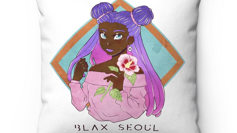 Blax Seoul Square Pillow