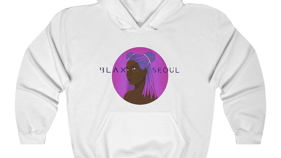 Blax Seoul  Hooded Sweatshirt