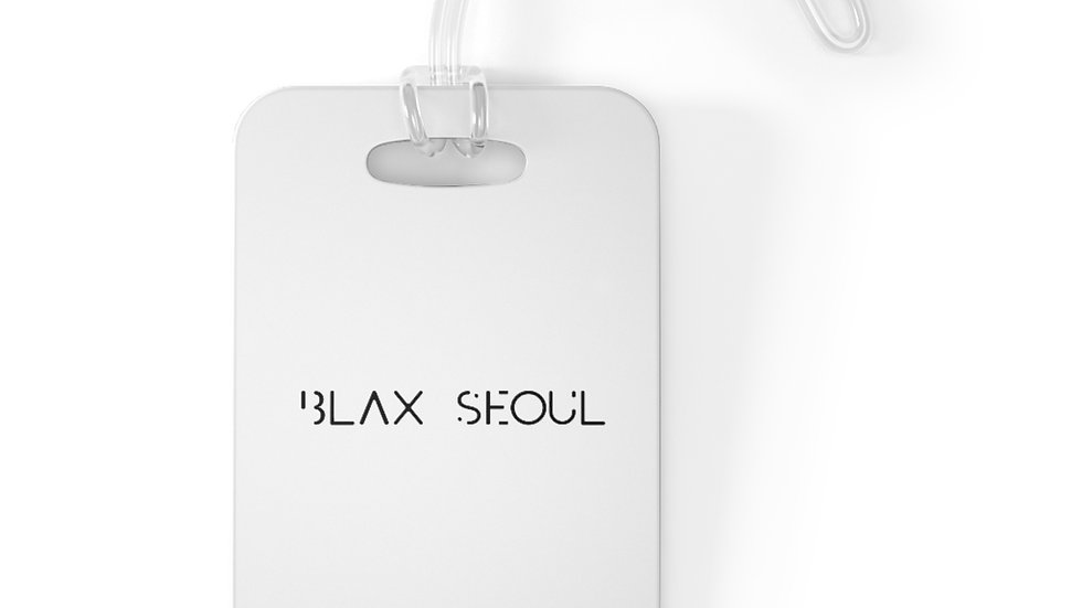 Blax Seoul Bag Tag