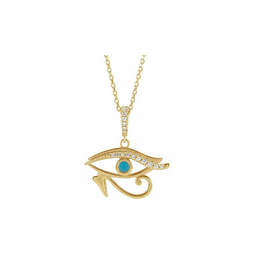 Diamond Eye Of Horus