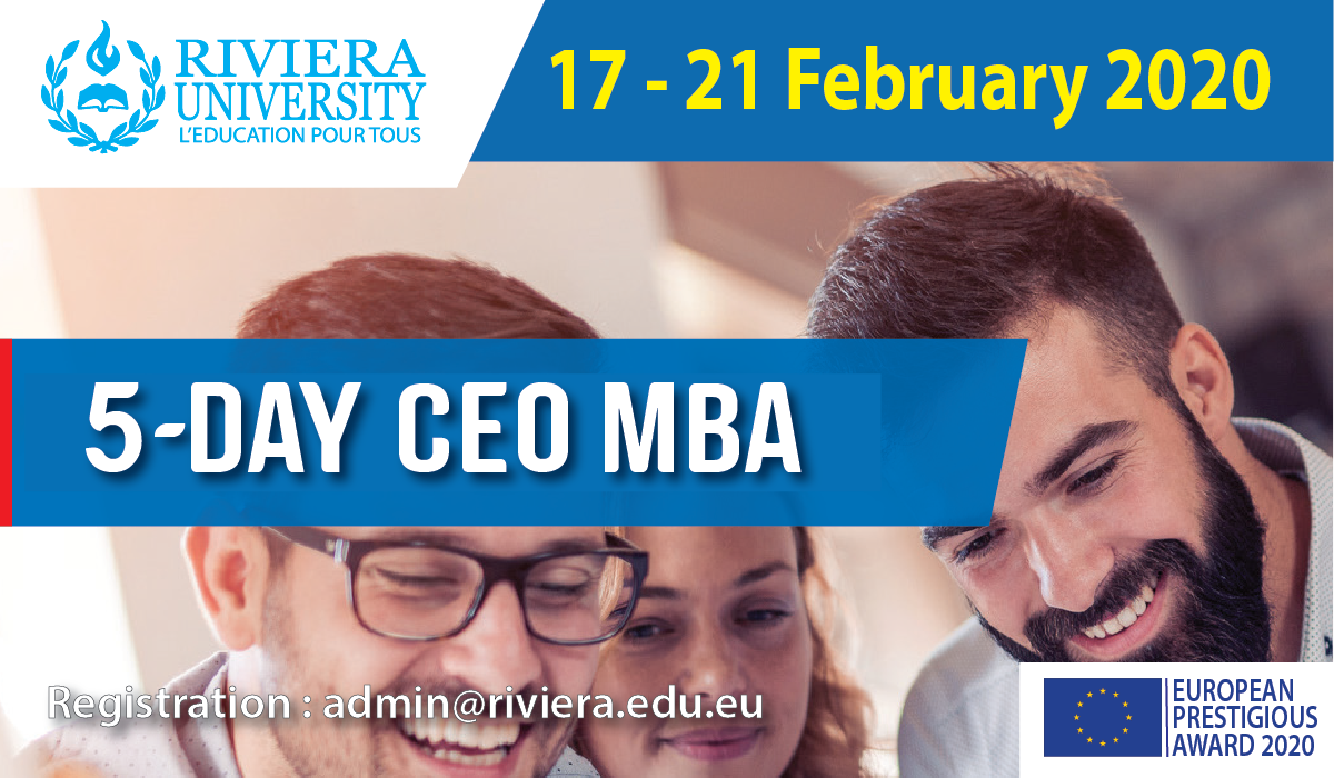 5 Day CEO MBA