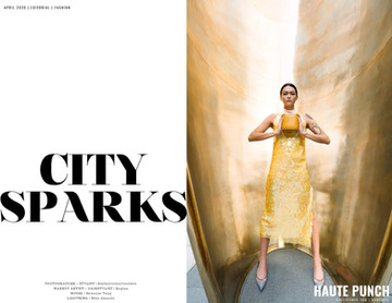 Haute Punch Magazine