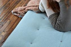 Ró all wool futon mattress