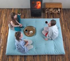 RoShamBo design RÓ woolmattress cozy