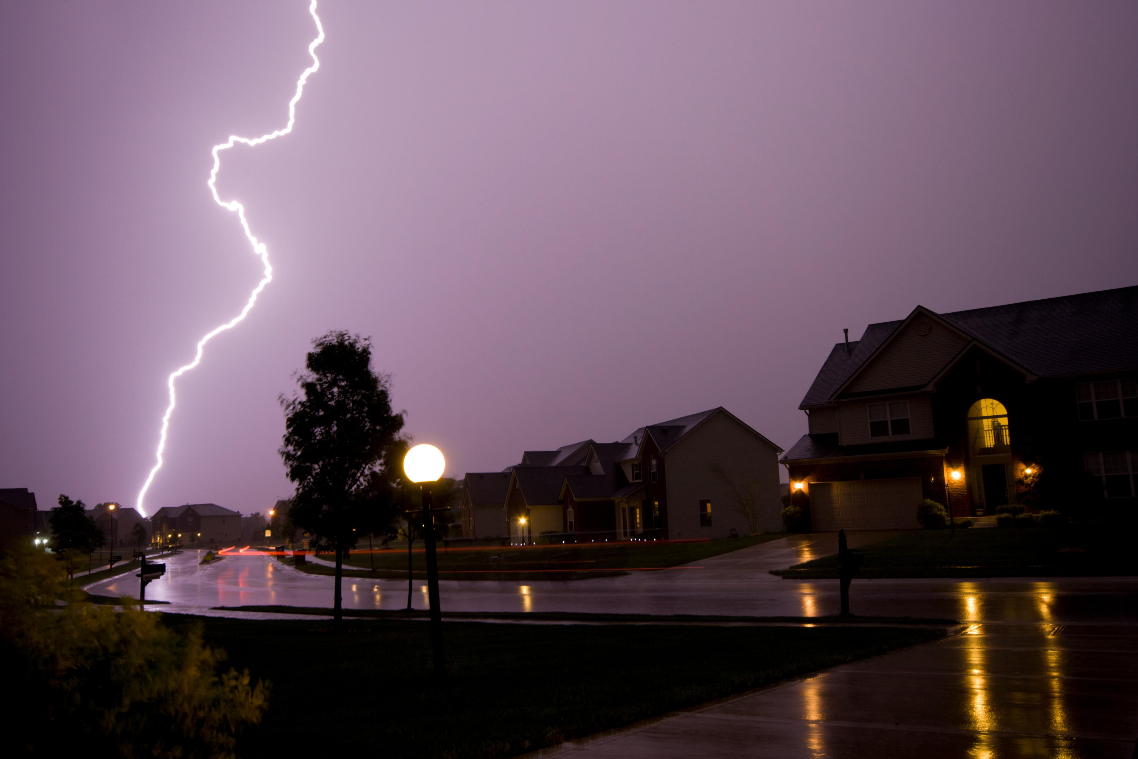 Earthing & Lightning Protection