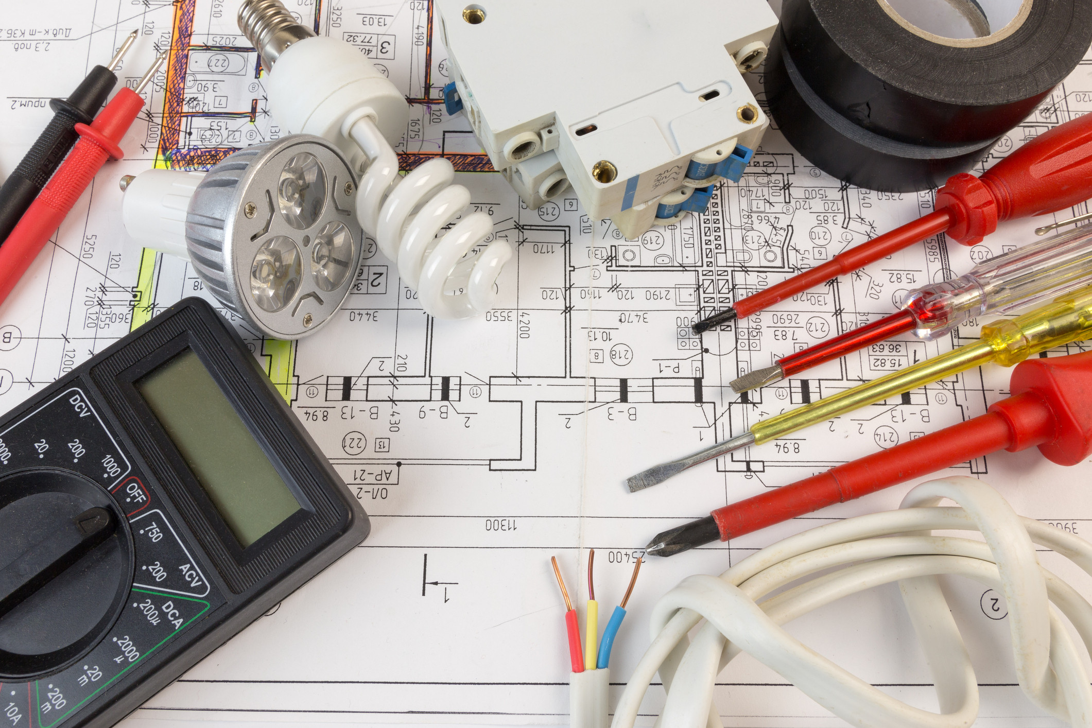 Design & Install Of Commercial Wiring