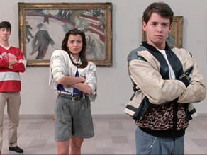 Ferris Bueller: A importância de olhar à sua volta