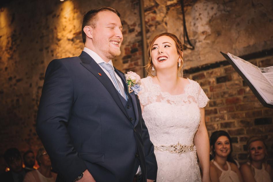 Natural Wedding Photography Derbyshire