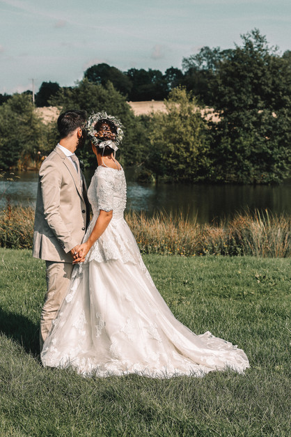 Relaxed Wedding Photography Derbyshire