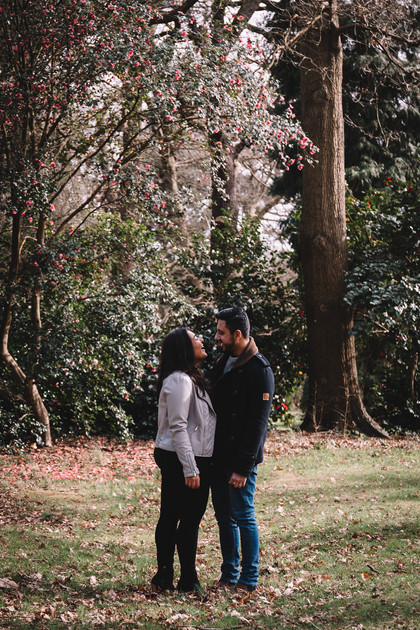 Natural Couples Photography
