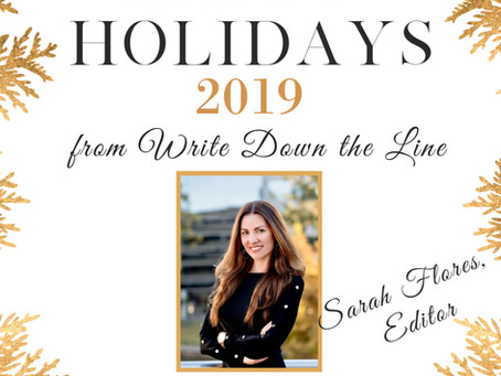 The 2019 Write Down the Line Wrap-Up