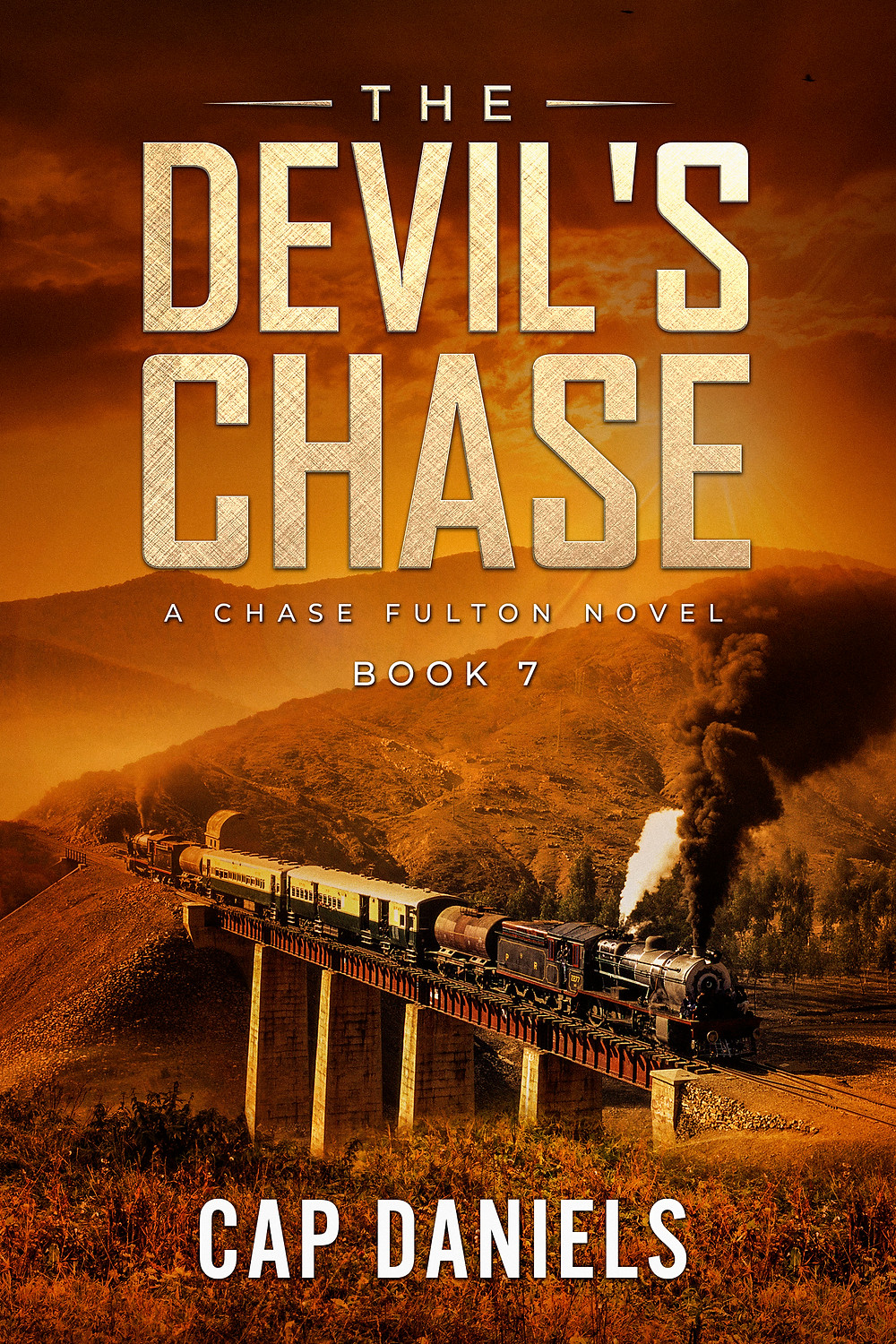 The Devil's Chase Cap Daniels