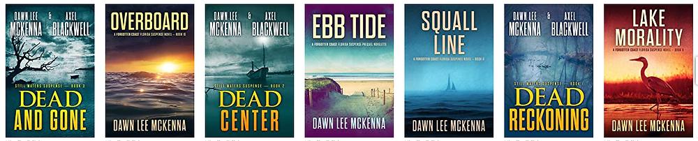 books_by_dawn_lee_mckenna