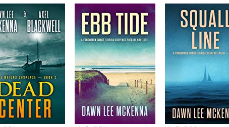 Author Interview — Dawn Lee McKenna
