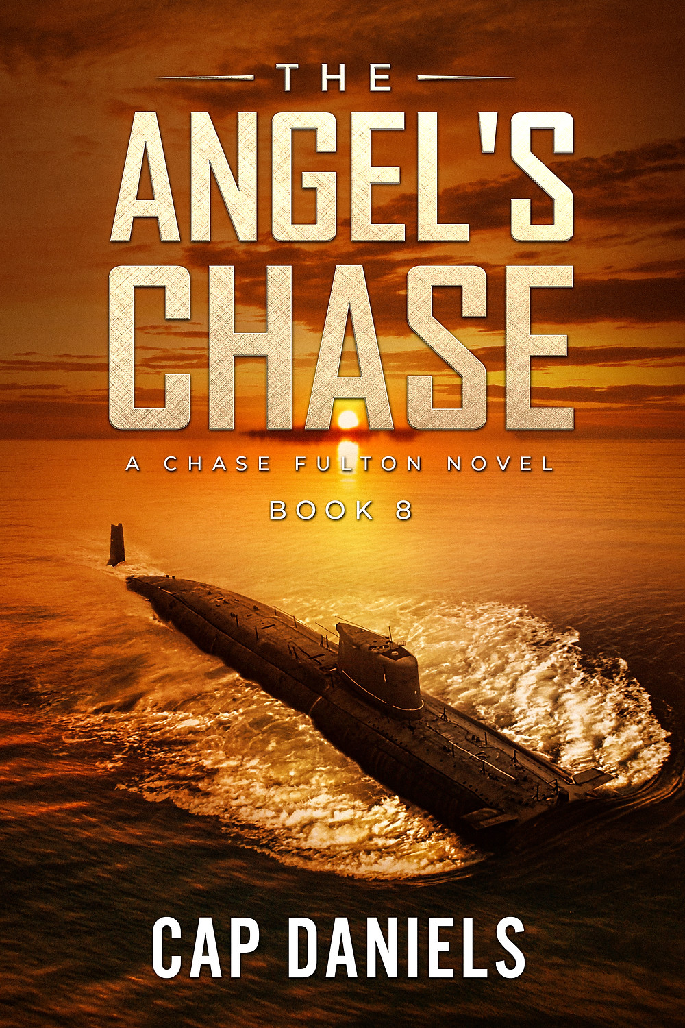 The Angel's Chase Cap Daniels