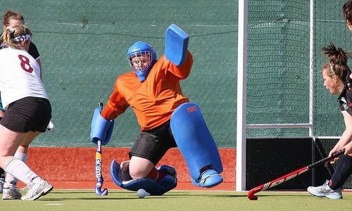 Player Profile: Catchy - 1sts Goalie