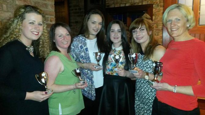 Awards Night 2014/2015 Season
