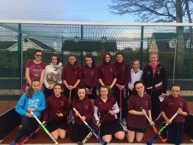 U14 West Leinster Extreme 8's