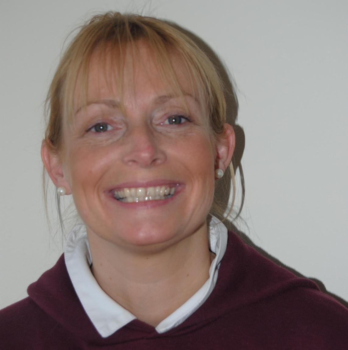Sharon Whelan - Junior Co-ordinator