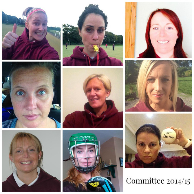 Meet your 2014/2015 Committee