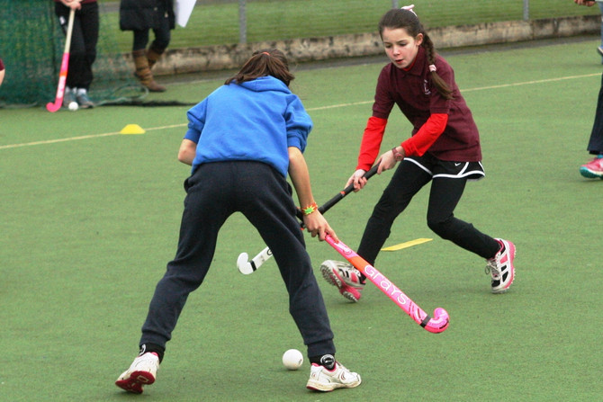 Tullamore HC host U12 Blitz; 30th November 2014