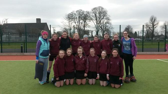 U14 West Leinster Cup Semi Finals