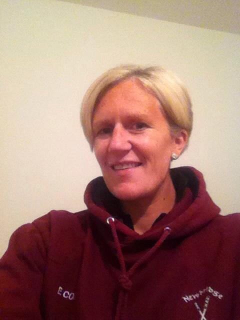 Elaine Cox - Club Captain & Fixtures