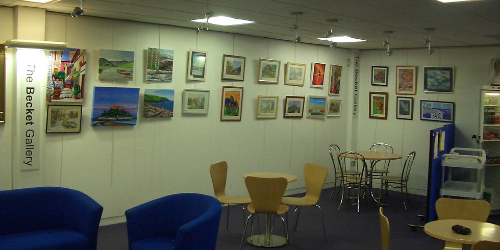 Exhibition of paintings by West Horndon Art Group