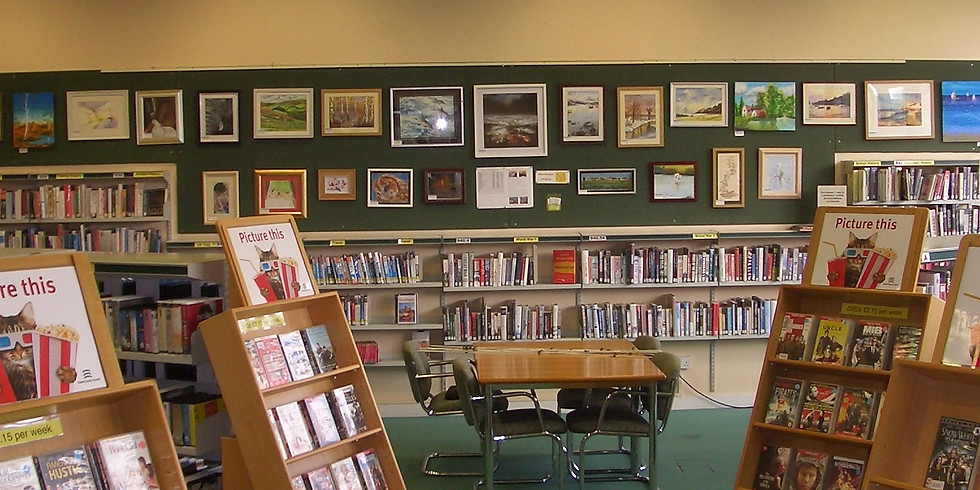 Shenfield Library Exhibition