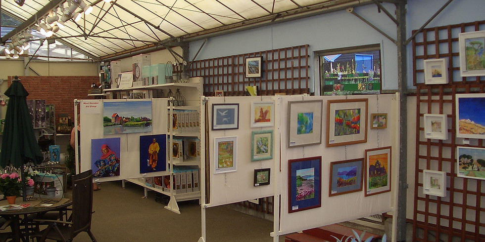 West Horndon Art Group -Exhibition of Paintings