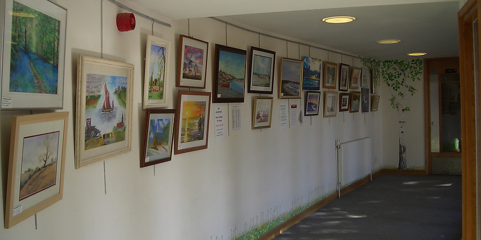 Exhibition of Paintings by the West Horndon Art Group