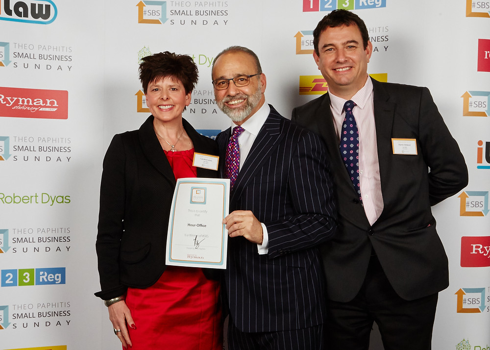 In February we collected our certificate from Theo Paphitis for being selected on #SBS as a winner in 2016. We were one of 302 companies selected out of nearly 40,000 so a huge achievement and one to be very proud of.