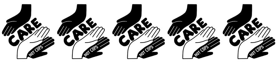 Care not cops website header.png