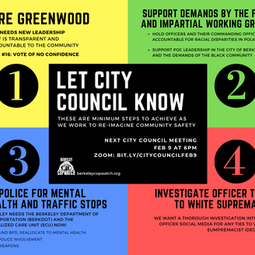 Tonight is the night: GREENWOOD MUST GO