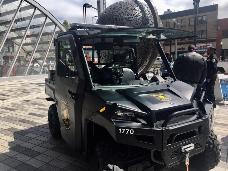 Berkeley has little answer to those in need, but Berkeley police get new trucks and toys?