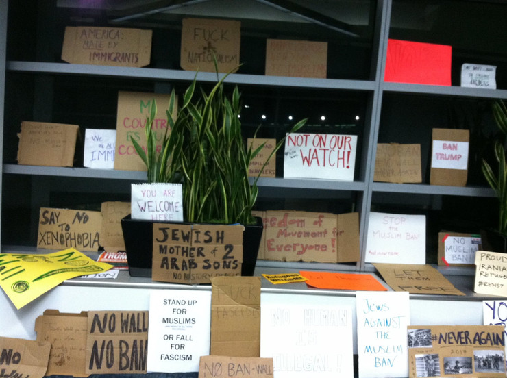 Call to Action: Protest at SFO!