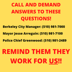 Demand Transparency! BPD Has Not Released ANY Info about Officer-Involved Shooting One Month Ago