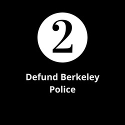 Defund Berkeley Police