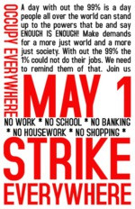 May Day with Occupy Oakland! See you in the Streets!