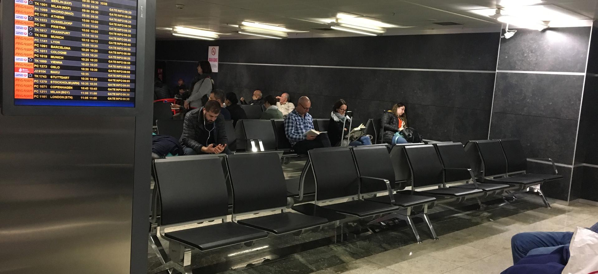 Havaalanı Bekleme Koltukları