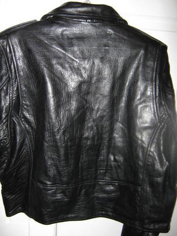 ladies jacket - back