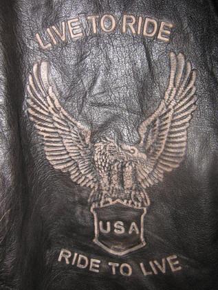 2009 Raffle item - mens jacket - back.jp