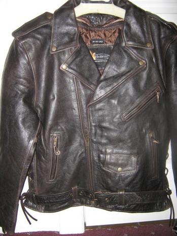 mens jacket - front