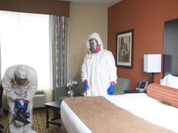 Limpeza de Hotel