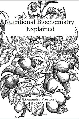Nutritional Biochemistry Explained Cover