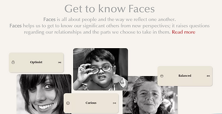 faces by Points of You