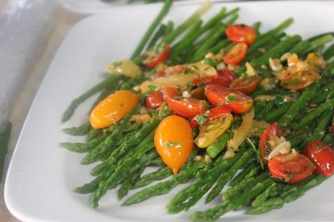 סלט ירקות קייטרינג גורמן